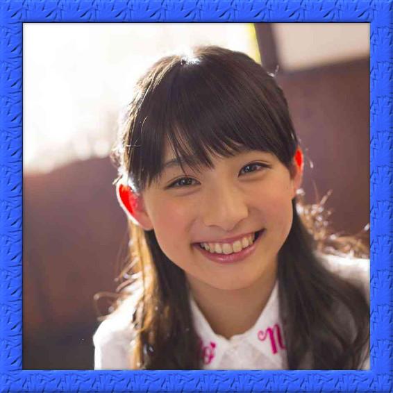 笑顔が眩しい吉田里琴