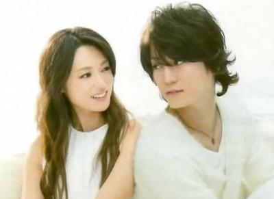 深田恭子と亀梨和也love3