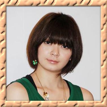 髪のアクセサリーが素敵な田畑智子さん
