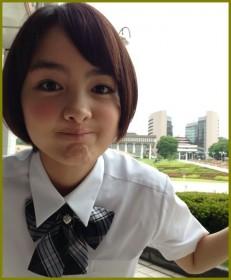 葵わかなちゃんの可愛い顔