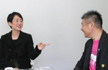 樋口可南子&糸井重里hurin