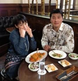 田中美奈子と岡田太郎pic